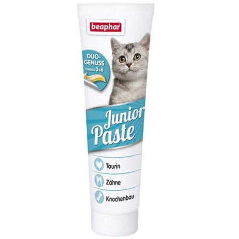 Beaphar Junior Paste Kalsiyumlu Kedi Pasta 100 Gr