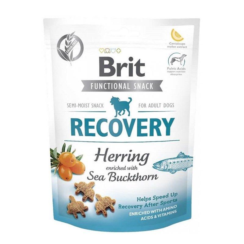 Brit Care Function Snack Ricovery Ringa Balıklı Köpek Ödülü 150gr