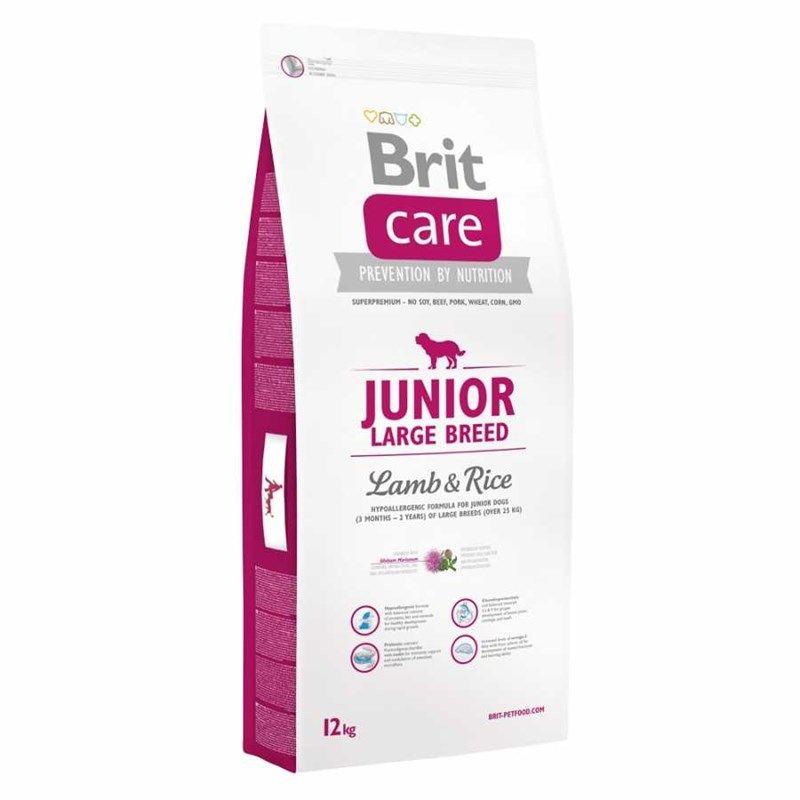 Brit Care Hypo-Allergenic Kuzulu Büyük Irk Yavru Köpek Maması 12 KG