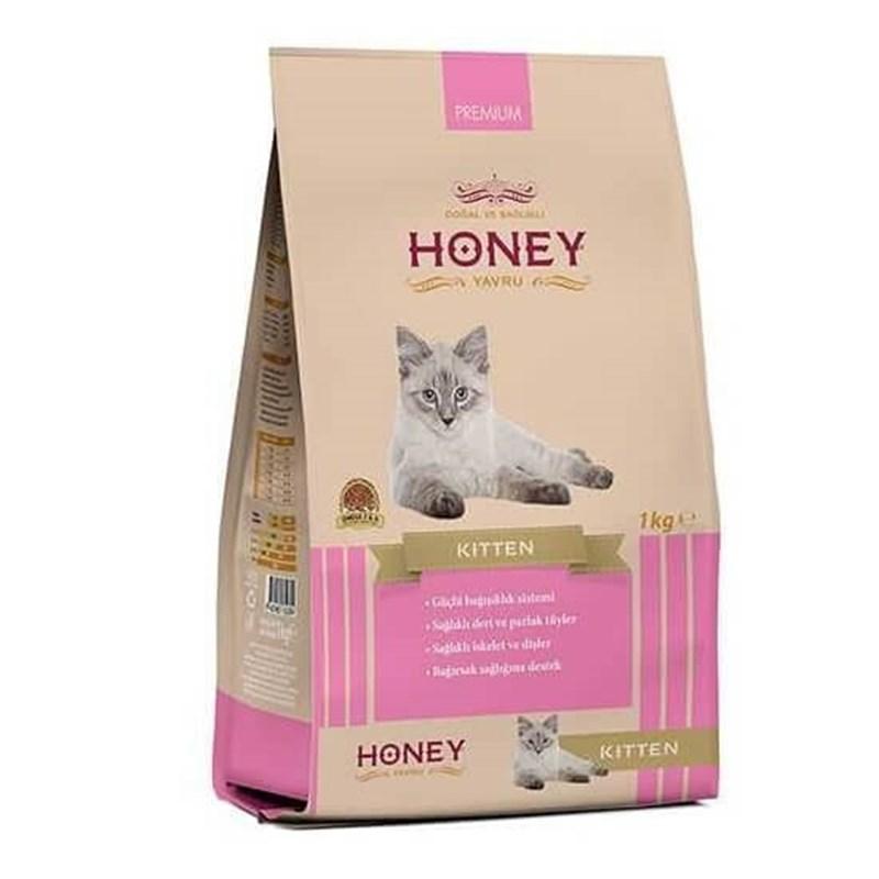 Honey Premium Kitten Tavuklu Yavru Kedi Maması 15 Kg