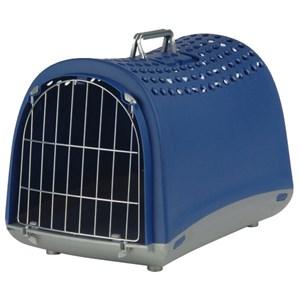 IMAC Linus Cabrio Kedi ve Köpek Taşıma Çantası Mavi 50x32x34,5 Cm