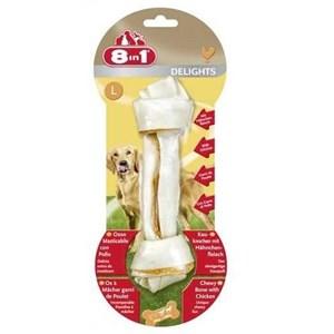 8in1 Delights Bones Köpekler İçin Ağız Bakım Kemiği Large