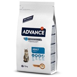 Advance Cat Adult Tavuklu Pirinçli Yetişkin Kedi Maması 1,5 Kg