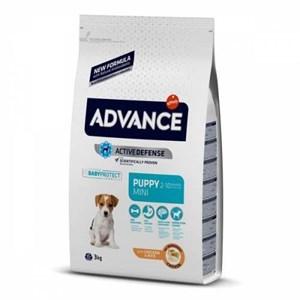 Advance Puppy Protect Tavuklu Küçük Irk Hassas Yavru Köpek Maması 3 Kg