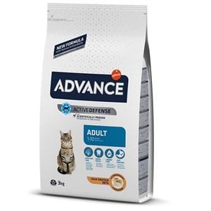 Advance Tavuklu ve Pirinçli Yetişkin Kedi Maması 3 Kg