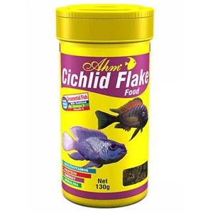 Ahm Cichlid Flake Food Balık Yemi 100 Ml
