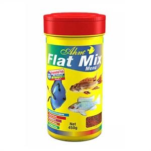 Ahm Flat Mix Menu Balık Yemi 250 Ml