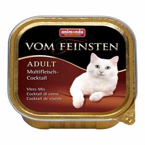 Animonda Vom Feinsten Karışık Etli Yetişkin Kedi Konservesi 100 Gr