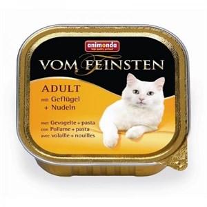 Animonda Vom Feinsten Kümes Hayvanlı & Erişte Kedi Yaş Maması 100 Gr