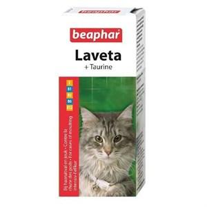 Beaphar Laveta Cat Kediler için Tüy Vitamini 50 Ml