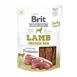 Brit Care Protein Bar Kuzulu Probiotik Katkılı Köpek Ödülü 80gr