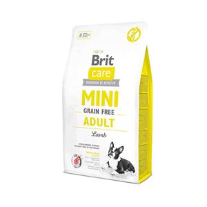 Brit Care Tahılsız Mini Adult Kuzulu Köpek Maması 7kg