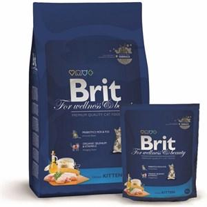 Brit Premium Kitten Yavru Kedi Maması 8 Kg