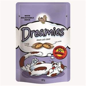 Dreamis Ördekli Kedi Ödülü 60 Gr