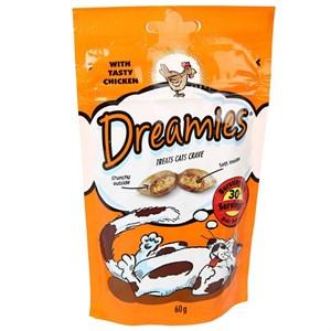 Dreamis Tavuklu Kedi Ödülü 60 Gr