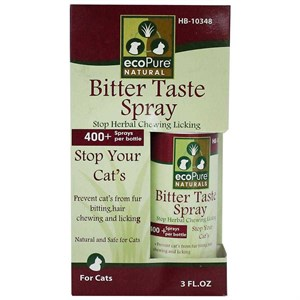 Ecopure Natural Bitter Taste Bitkisel Acı Kedi Spreyi 100 Ml