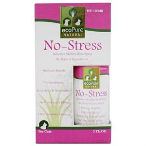 Ecopure No-Stress Kedi Sakinleştirici Sprey 3 Oz