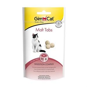GimCat Malt Tabs Kedi Ödül Tabletleri 40 Gr