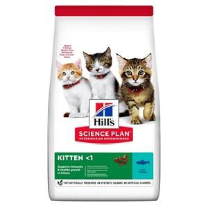 Hills Kitten Tuna Balıklı Yavru Kedi Kuru Maması Tuna 1.5 Kg