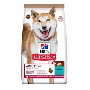 Hills Tahılsız Ton Balıklı Yetişkin Köpek Maması 2.5 kg