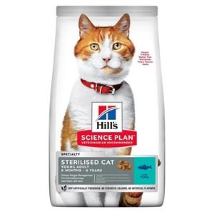 Hills Young Adult Tuna Balıklı Kısırlaştırılmış Kedi Maması 1,5 Kg