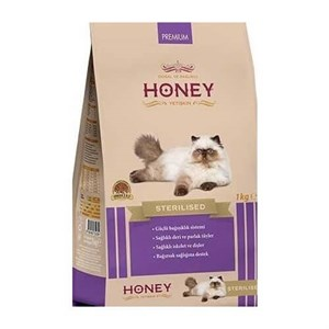 Honey Premium Sterilised Kısırlaştırılmış Yetişkin Kedi Maması 15 Kg