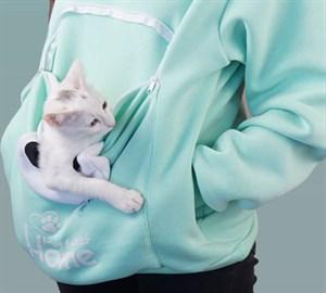 Kanguruu Sweet Pet Taşıma Kıyafeti XLarge Mint