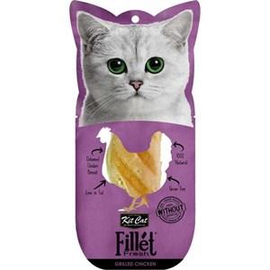 Kit Cat Fillet Fresh Grill Chicken Fileto Kedi Maması 30g