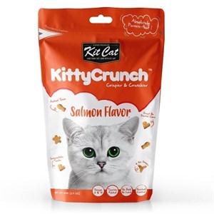 Kit Cat Kitty Crunch Salmon Flavor Kedi Ödülü 60g