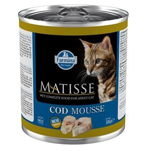 Matisse Codfish Mousse Balıklı Kedi Konservesi 300 Gr