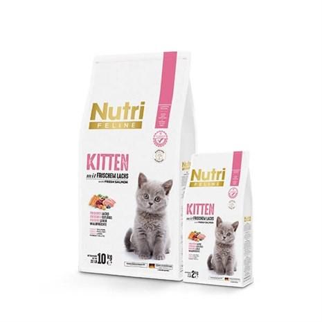 Nutri Feline Kitten Yavru Tahılsız Kedi Maması 2 kg