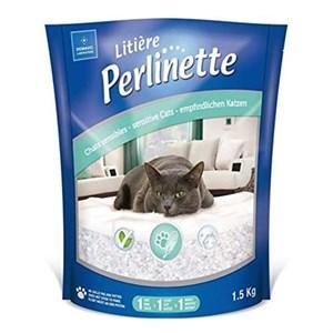 Perlinette Yetişkin ve Hassas Kediler İçin Kristal Kum 1,5kg