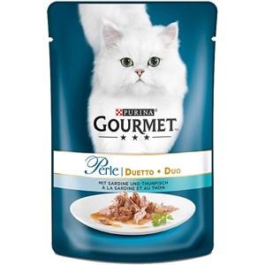 ProPlan Gourmet Perle Izgara Ton Balıklı Kedi Konservesi 85 Gr