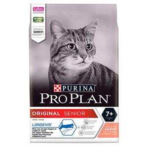 Proplan Senior +7 Somonlu Yaşlı Kedi Maması 3 Kg