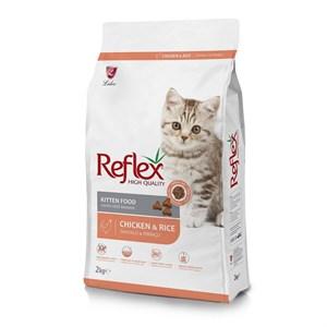 Reflex Kitten Tavuklu Yavru Kedi Maması 2 Kg