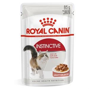Royal Canin İnstinctive Yetişkin Konserve Kedi Maması 85 Gr