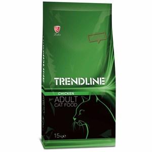 Trendline Adult Cat Food Tavuklu Kedi Maması 15 Kg