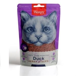 Wanpy Fileto Ördek Yumuşak Kedi Ödülü 80 gr