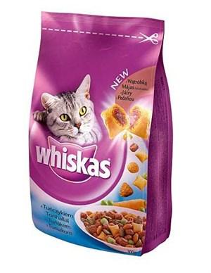 Whiskas Ton Balıklı Sebzeli Kuru Kedi Mama 300 Gr