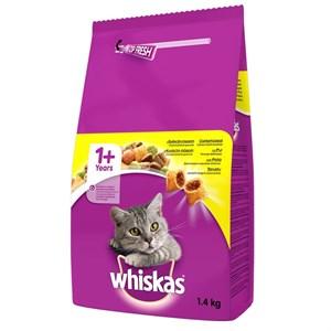 Whiskas Yetişkin Tavuklu Kuru Kedi Maması 3,8 Kg